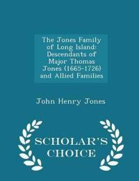 The Jones Family of Long Island