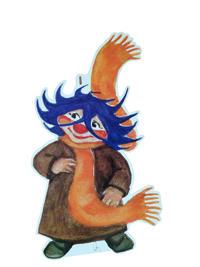 Plupp - figur