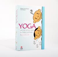 Little Yogi Cards & Book Set