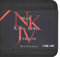 400th Anniversary Eric Martin New Testament-NKJV: With MP3 Addition