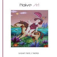 Sachet Mixte Themes: Naive Art