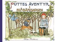 Puttes äventyr i blåbärsskogen