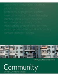 Community: Welfare, Crime and Society