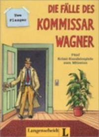 Die Fälle des Kommissar Wagner - Begleitheft