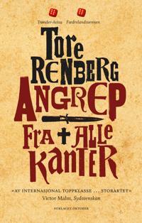 Angrep fra alle kanter - Tore Renberg | Ridgeroadrun.org