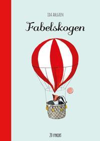 Fabelskogen : 20 vykort