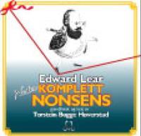 Nesten komplett nonsens - Edward Lear | Inprintwriters.org