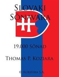 Slovaki Sonavara