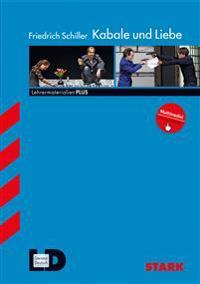 Lehrermaterialien PLUS - Friedrich Schiller: Kabale und Liebe + ActiveBook