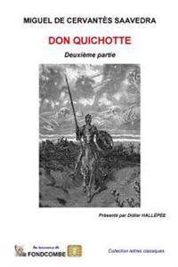 Don Quichotte - Deuxième Partie