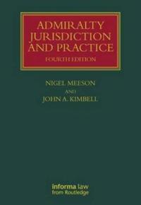 Admiralty Jurisdiction and Judgements
