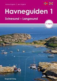 Havneguiden 1 Svinesund - Langesund, 5. utgave
