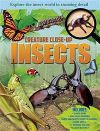 Creature Close-Up: Insects