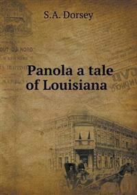 Panola a Tale of Louisiana