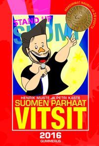 Suomen parhaat vitsit 2016
