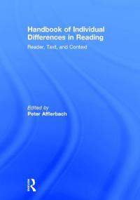 Handbook of Individual Differences in Reading