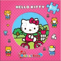 Hello Kitty : min första pusselbok
