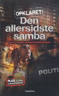 Den allersidste samba og 11 andre kriminalsager