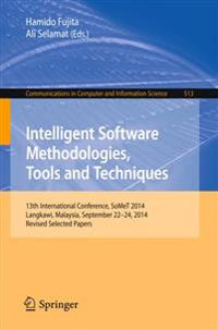 Intelligent Software Methodologies, Tools and Techniques