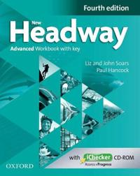 New Headway: Advanced (C1): Workbook + iChecker with Key