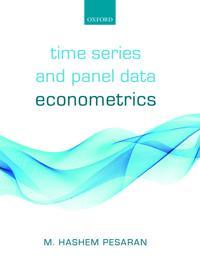 Time Series and Panel Data Econometrics
