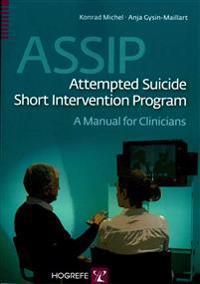 Assip -attempted Suicide Short Intervention Program
