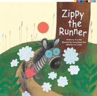 Zippy the runner - positive attitude