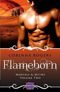 Flameborn: Harperimpulse Paranormal Romance (Mortals & Myths, Book 2)