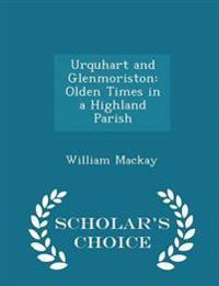 Urquhart and Glenmoriston