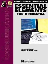 Orchestra Directors Communication Kit Essential Elements