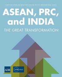 ASEAN, PRC, and India