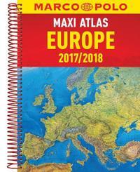 Marco Polo Maxi Atlas Europe 2016/2017