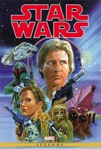 Star Wars The Original Marvel Years Omnibus 3