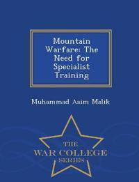 Mountain Warfare