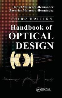 Handbook of Optical Design