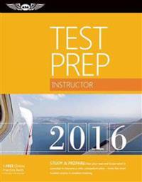 Instructor Test Prep 2016