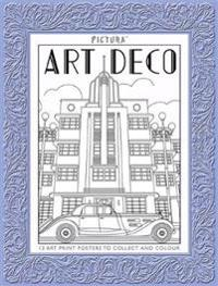 Pictura Prints: Art Deco Patterns