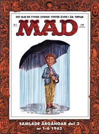 MAD - samlade årgångar. Del 3, Nr 1-6 1962