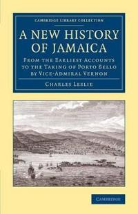 A New History of Jamaica