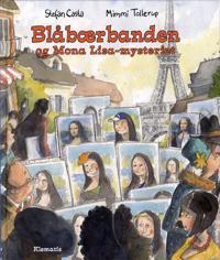 Blåbærbanden og Mona Lisa-mysteriet
