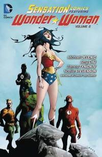 Sensation Comics Featuring Wonder Woman, Volume 2