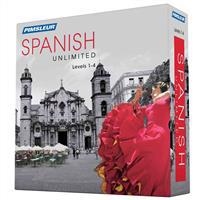 Pimsleur Spanish Levels 1-4 Unlimited Software: Pimsleur. the Art of Conversation. Down to a Science.