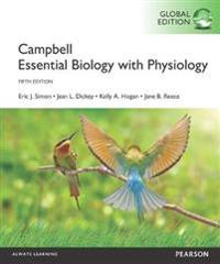 Campbell Essential Biology with Physiology with MasteringBiology