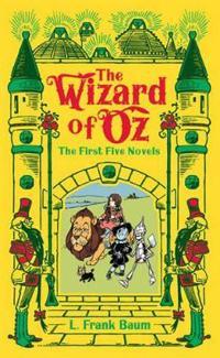 Wizard of Oz (BarnesNoble Collectible Classics: Omnibus Edition)