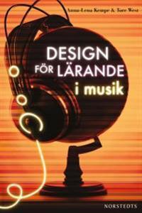 Design för lärande i musik
