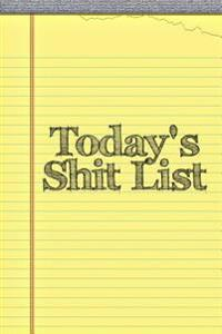 Today's Shit List: Funny Office Gifts for Boss