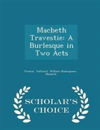 Macbeth Travestie