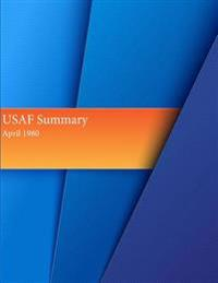 USAF Summary, April 1980