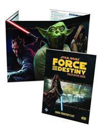 Star Wars: Force and Destiny RPG Game Master's Kit