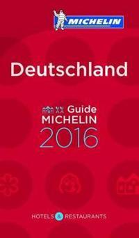Michelin Guide Germany (Deutschland) 2016: Hotels & Restaurants